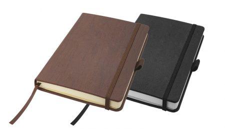 Notebook aspetto legno