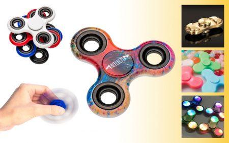 Il gadget del momento: Fidget Spinner!