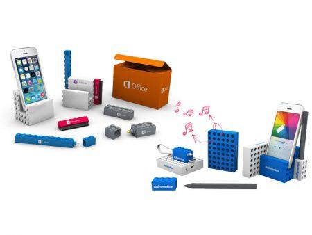 Office Block Set: gioca e lavora con il tuo brand