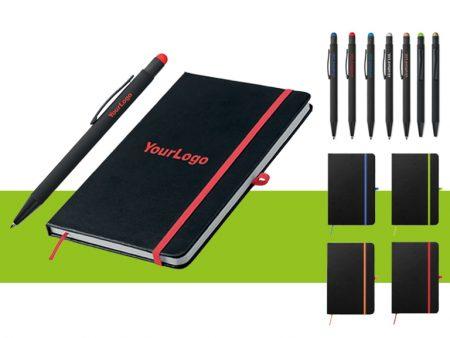 Penne e notebook laser color