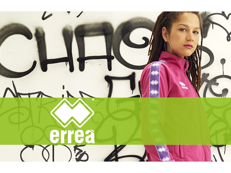 Novità brand: siamo distributori Errea