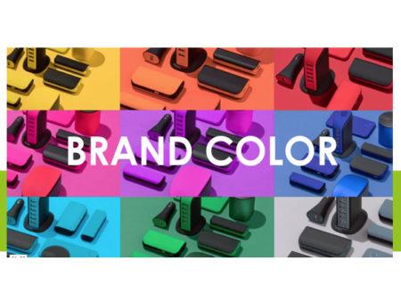 Brand Color: la vostra collezione di gadget colorati